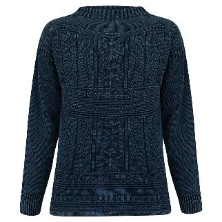 indigo knitwear star guernsey
